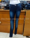 Celana Jeans Panjang Wanita Soft Stretch Pencil 27-32 4 warna