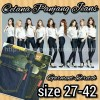 Celana Garment Pencil Panjang Glows Jumbo size 37-42